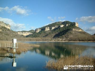 Caminando en las majadas; excursiones madrid sierra